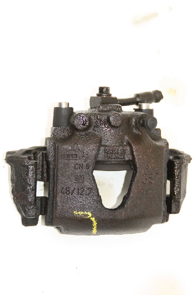 Pinza-de-freno-delantera-izquierda-para-Opel-CORSA-B-542245-1-2-gasoline-64192