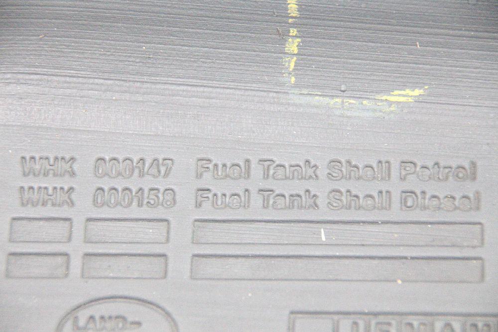 Kraftstofftank Land Rover DISCOVERY 3 WHK000158 2,7 140 KW