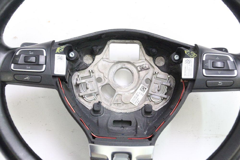 Lenkrad-Airbaglenkrad-VW-PASSAT-Variant-3C-3C8419091DP-3C8419091CC-07-2009 Indexbild 5